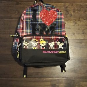 Gwen Stefani Harajuku Lovers Backpack